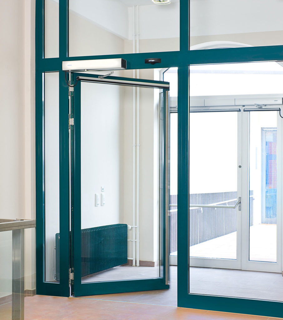 Automatic Swinging Doors Installation Services NYC, Automatic Swinging Doors Repair Services NYC
