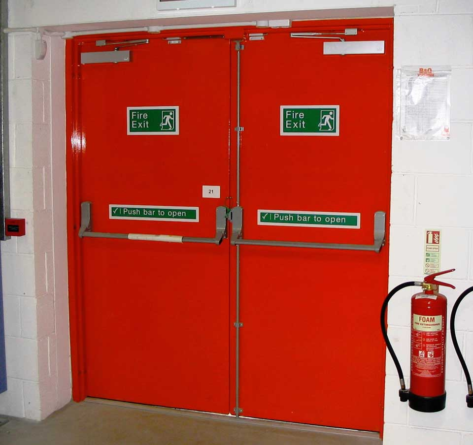 Fire Rated Doors repair nyc, Fire Rated Doors Installation NYC