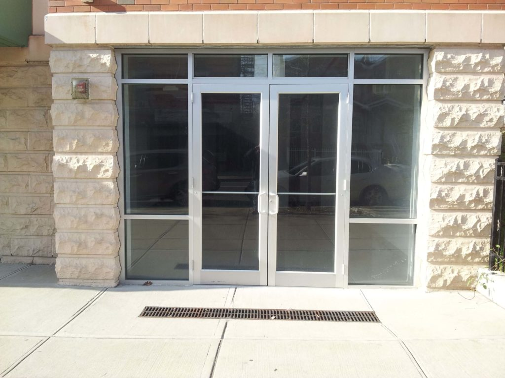 Aluminum Door Repair Company NYC, Aluminum Door Installation NYC