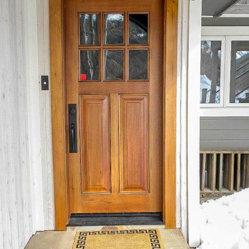Residential Wood Door Repair NYC, Residential Wood Door Replacement NYC, Residential Wood Door Installation NYC